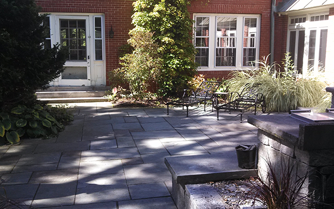 Patio design and installation in Goffstown NH