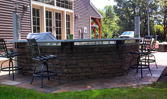 New Hampshire Outdoor Kitchen Designer, Dunbarton New Hampshire